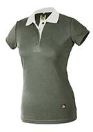 Polo Hals Lady Green