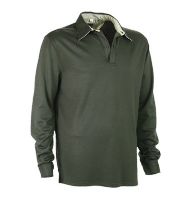 Polo Herby Long Green